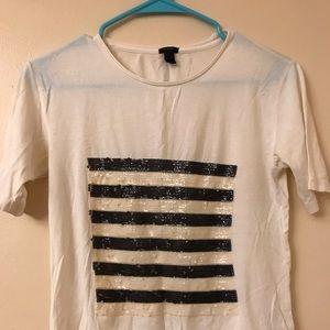 Jcrew sequence t-shirt